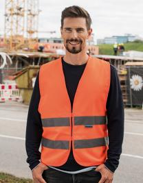 Safety Vest Professional 80/20 Polycotton